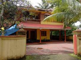 2bhk upstair house in Ettumanoor kottayam