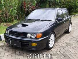 Starlet ( GT ) Turbo look 1997