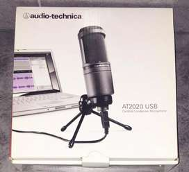Microphone USB Audio Technica