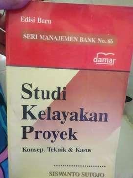 Buku studi kelayakan proyek