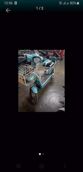 Sepeda Listrik Superrider