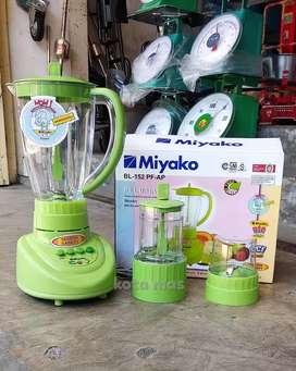 Blender Plastik Miyako 3in1 BL152PFAP Murah Baru Bagus