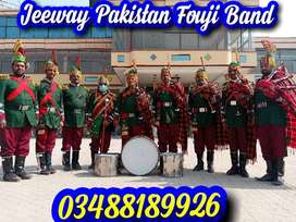 Foji Band Baja - SERVICES - EVENTS - Weddings - Parties - Functions