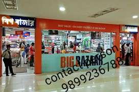 Urgent requirement for shopping mall male and female candidates..