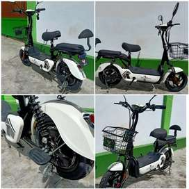 Sepeda Listrik Volta Type 100 350 watt Bisa cash/kredit DP cuma 200