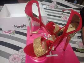 Beautiful heel