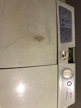 Lg 6.5 kg semi automatic washing machine