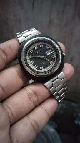 Jam Tangan Vintage Automatic Citizen V2 Custom