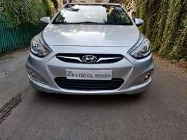 Hyundai Verna 2011-2014 1.6 CRDI, 2012, Diesel