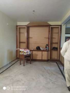 A 3bhk flat is available for rent at morabadi