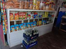 BAKERY SNACKS STAND