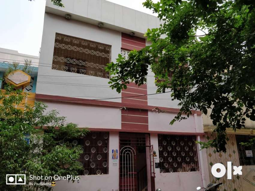 2 BHK house for rent in sathuvachari