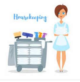 Housekeeper are needed