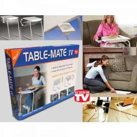 (New)Multi Functional Laptop Table Mate 4 Laptop Stand With Cup Holder