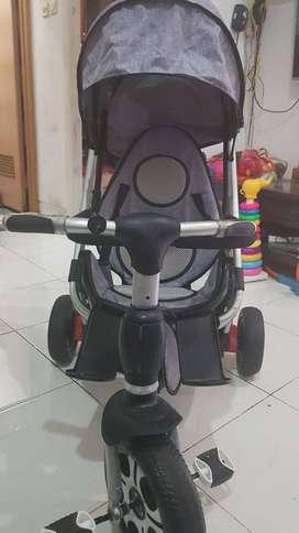 Sepeda balita bekas vs dilipat
