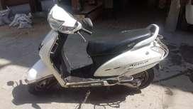 Honda Activa  2014 km 36000/-
