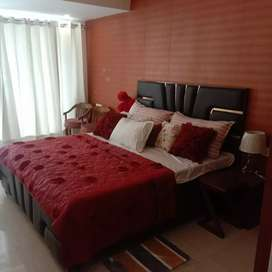 3bhk fully furnished flat ready to move in sec 110 mohali