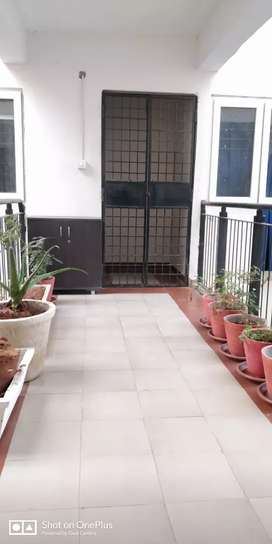 2BHK Flat in a premium gated community ready to move