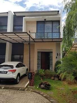 JUAL CEPAT Rumah Bumi Biru Terraces, Serpong
