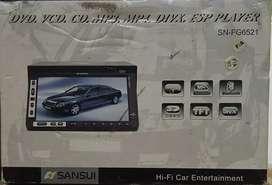 Tape Mobil unit SANSUI SN-FG6521
