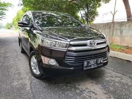 Toyota Innova G 2.0 MT thn 2018 Servise Record Km.36rb Bergaransi