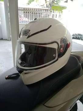 Helm AGV K3 SV K3sv white M