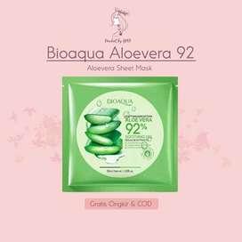 Bioaqua Sheet Mask Aloe Vera 92%