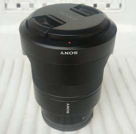 Sony 24-70 Lens