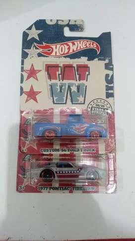 Hotwheels paket 1