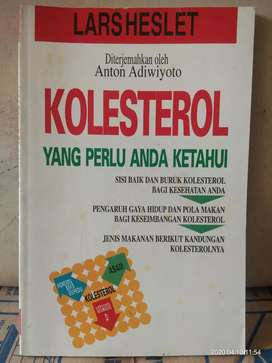 Buku kolesterol