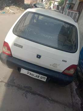 Urgent sale maruti 800 non AC new batery with new Ceat tyres