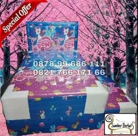 Bed Sorong by Milano garansi 15thn