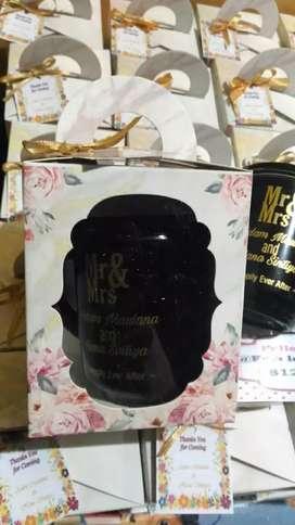 Souvenir Gelas Mug Pilkada Promo. Minim order 1000 pcs