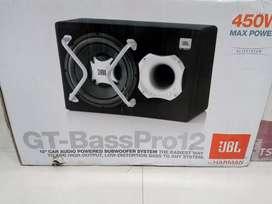 New JBL Bass Box