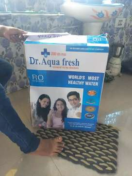 Acquaguard water filter new.
