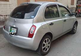 NISSAN MARCH 06/12 excellent condition