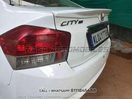 Honda City i-Vtec LIP Spoiler