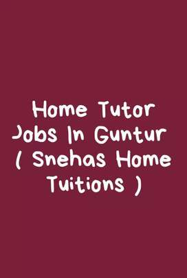 Wanted Teachers Lecturers And Home Tutors For Part Time Home Tuitions