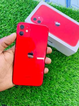 IPHONE 11 (64 GB) RED COLOR