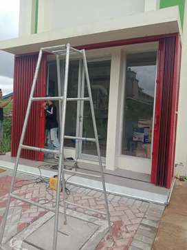 Rolling door dan Folding gate