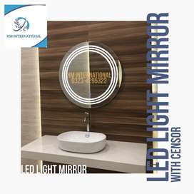 LED Light Censor Mirror