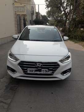 Hyundai Fluidic Verna 1.6 CRDi SX AT, 2019, Diesel