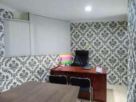 Vertical blind kantor partisi kantor