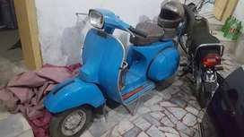 Scooter 1982 Model