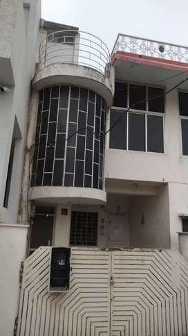25X45 =140 Gaj built  house, Kamla Nehru Nagar