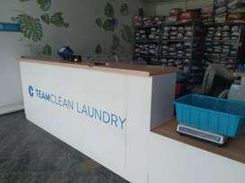 Dibutuhkan Pekerja Toko Laundry Cibaduyut