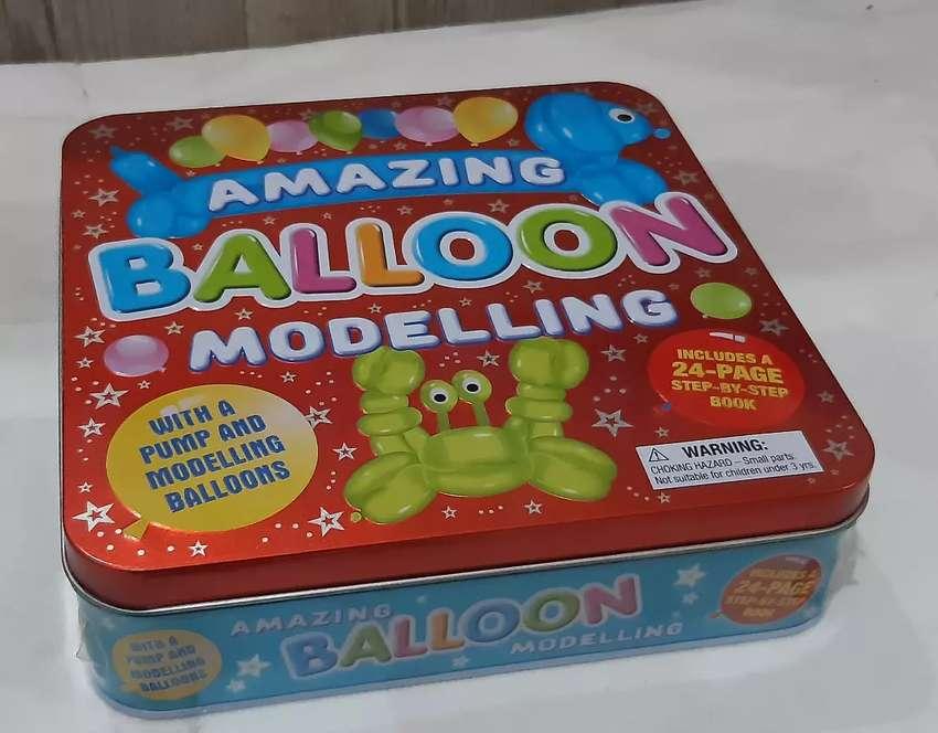 Buku anak Amazing Balloon Modelling - Set 0