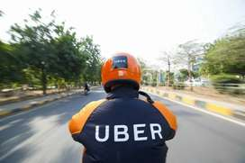 Uber bike taxi