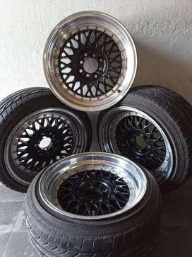 Velg ring 17 ganteng untuk Ceper Sedan