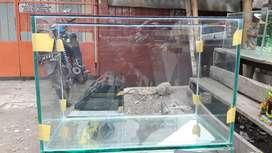 Aquarium p 67cm l29cm t40cm 12 mili